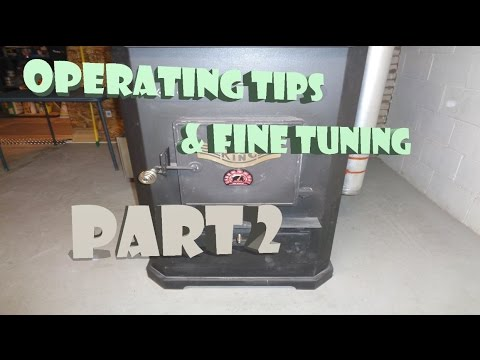 Pellet Furnace Operating Tips Fine Tuning Pt