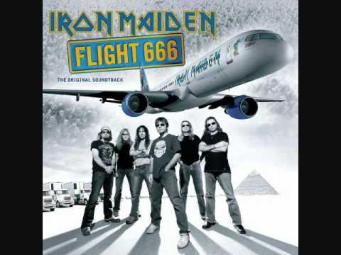 Iron Maiden - Run To The Hills [Flight 666]
