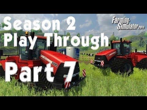 Let's Play Farming Simulator 2013 Season 2 - Part 7