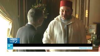 الكتاب المثير للجدل حول الملك المغربي لن يرى النور