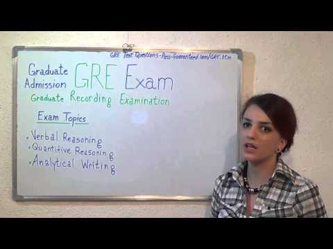 GRE Test Questions Exam PDF Answers