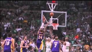 Kobe Bryant 2010 NBA Finals Highlights