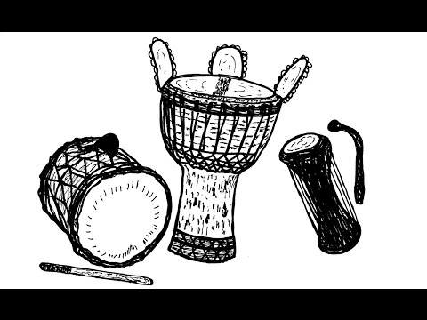 Kassa Rhythm Djembe Africain