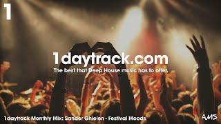 Monthly Mix November '17 | Sander Ghielen - Festival Moods | 1daytrack.com