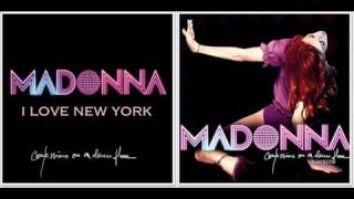 Madonna - I Love New York (Confessions On a Dance Floor - Unmixed)