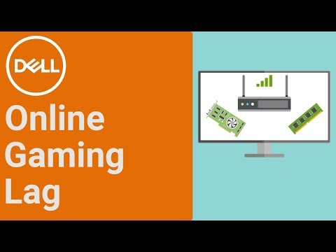 How To Reduce Online Game Lag (Official Dell Tech Support)