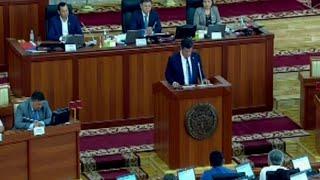 В Киргизии вновь обострилась ситуация в пригороде Бишкека, у резиденции бывшего президента страны.