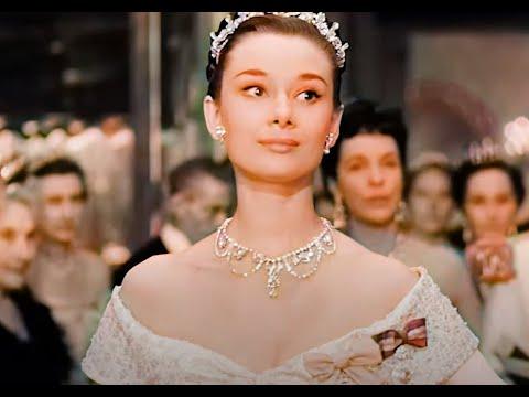 Download #colorizedversion#Roman Holiday 1953 [ 3/13 ] Gregory Peck & Audrey Hepburn 1080p HD罗马假日彩色版本