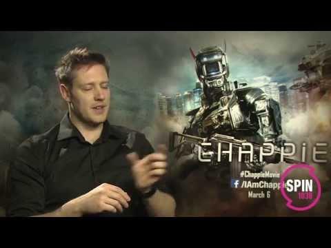 Chappie - Neill Blomkamp interview - Spin 1038