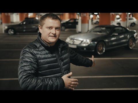 SL55 AMG Stage 3 Moscow Supercharge (метанол, коллекторы, шкивы, валы, охлаждение, итд)