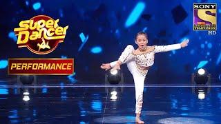 "Jayshree's Magical Perfromance On ""Main Nachdi Phira"" | Super Dancer Chapter 3"