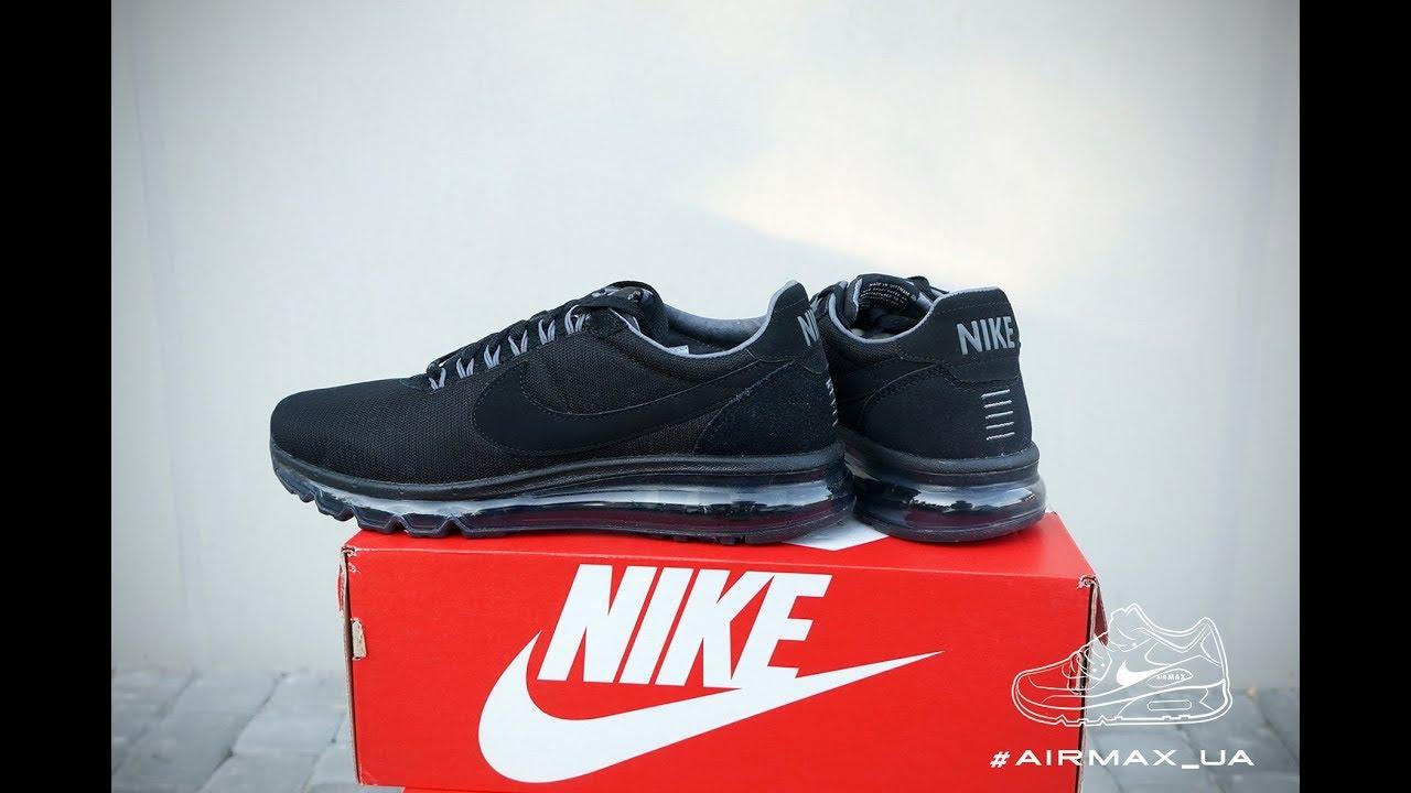 meet d88ff 55497 Nike Air Max LD-Zero Triple Black