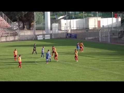 Football - FC Martigues / FC Villefranche Beaujolais - Samedi 09 Mai 2015