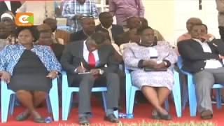 Naibu Rais aongoza kikosi cha Jubilee Bungoma