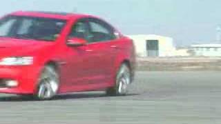 2008 Dodge Charger R/T vs. 2008 Pontiac G8 GT