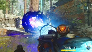 COLD WAR ZOMBIES - FIRST IN THE WORLD EASTER EGG COMPLETION!!!