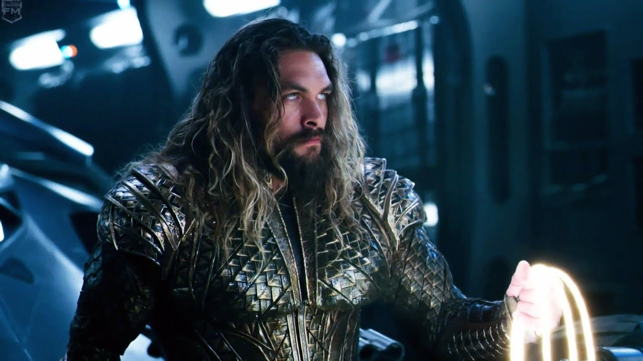 Download Aquaman and Lasso of Truth   Justice League