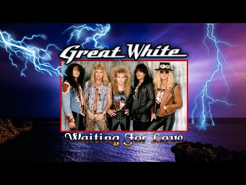 GREAT WHITE - Waiting For Love (HD Music Video Tribute)