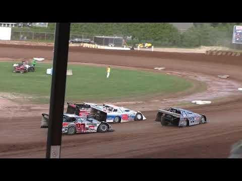 Plymouth Dirt Track Late Model Heats 8-10-2019