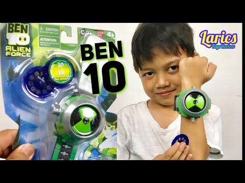 ben-10-toys-opening-and-unboxing!-funny-videos