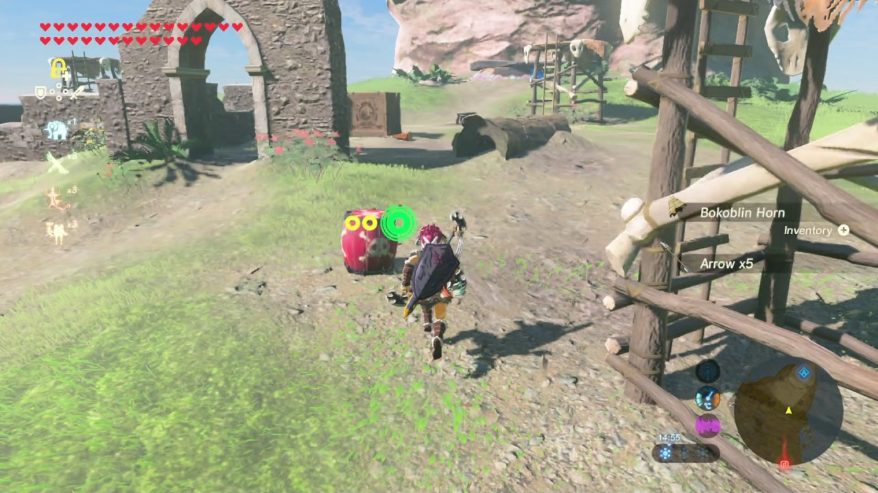 Zelda BOTW - Enemies Respawn When You Save/Load on Eventide Island, Not  Just During Every Blood Moon