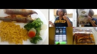 Cooking With Bri: Baked Whiting Fish