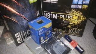 i5 4690 H81M PLUS GT 730 PC MONTAJ
