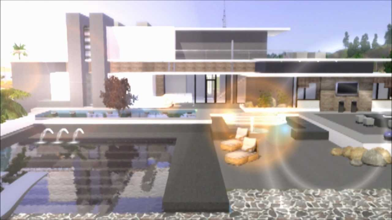 Orbital villa the sims 3 download link youtube