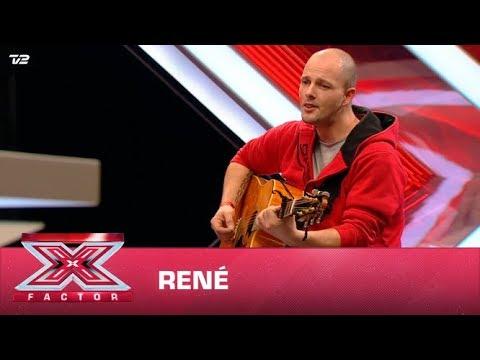 René synger 'Den jeg er' – Rasmus Seebach  (Audition) | X Factor 2020 | TV 2