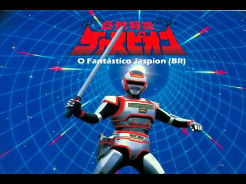 Jaspion BGM Collection - 01 Ai Takano - Ore wa Seigi Da Jaspion TV Size