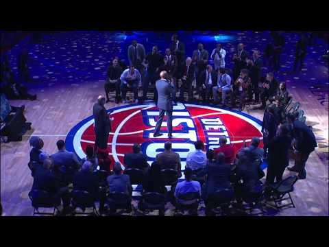 Boston Celtics vs Detroit Pistons | February 26, 2017 | NBA 2016-17 Season