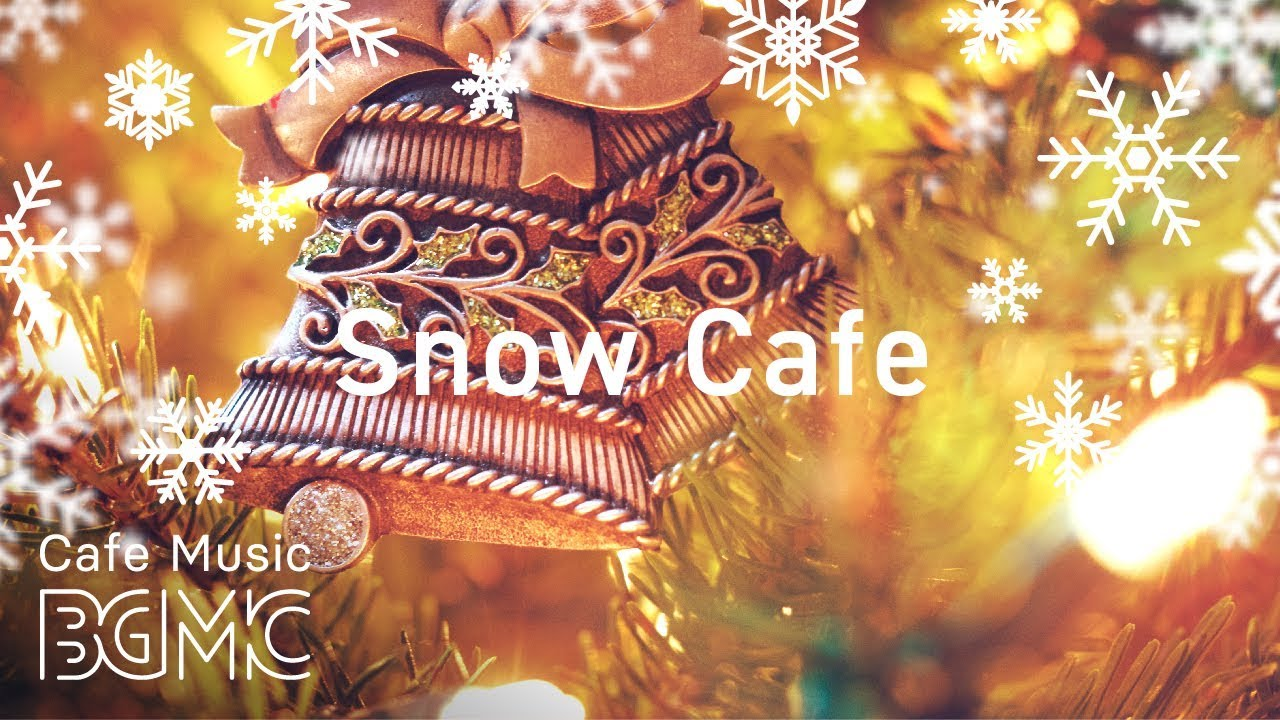 ❄️Snow Cafe Christmas Jazz Music — Chill Out Slow Jazz Music