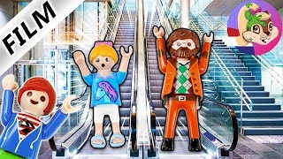 Playmobil movie Dutch FROM SHOPPING CENTER ESCAPE LIKE BIJI ROBLOX! TEACHER VS. SCHOOLCHILD