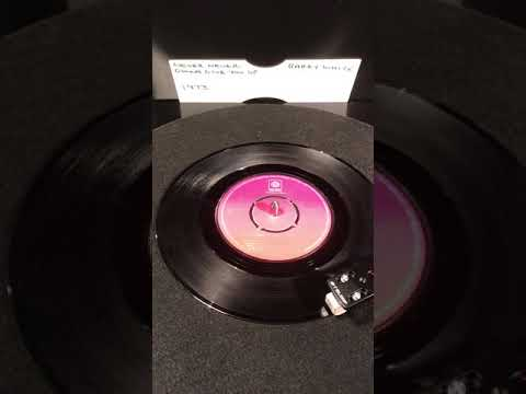Barry White - Never Never Gonna Give You Up ( Vinyl 45 ) From 1973 .
