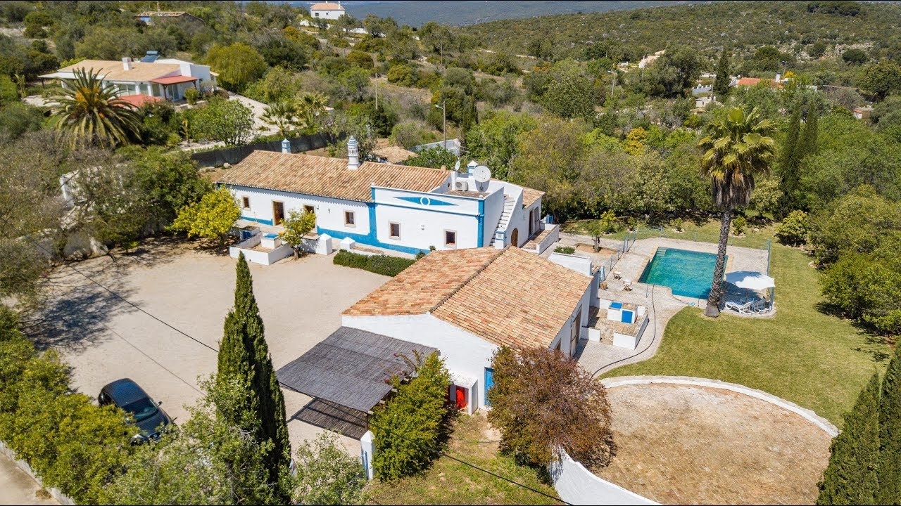 Beautiful Traditional Quinta Located On The Outskirts Of Loule Portugalproperty Com Ppss4338