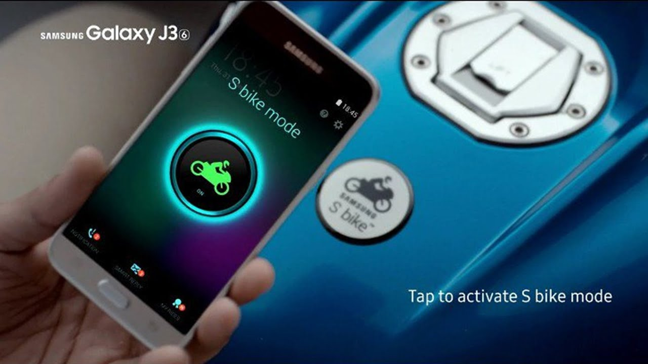 Samsung Galaxy J3 With S Bike Mode Launched In India Automobile