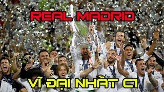 Top 22 CLB vô địch C1 nhiều nhất thế giới.Real Madrid vĩ đại nhất lịch sử cup C1 - Champions League