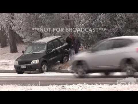 02-02-2017 - Colorado Springs, CO - Car accidents, spinouts, icy travel and freezing rain