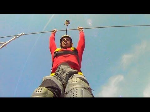 Cable Base Jump In Turkey I Base Dreams I Ep 4