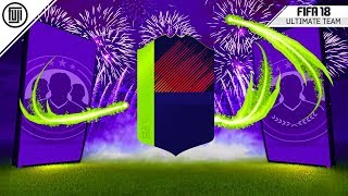 OMG PATH TO GLORY PACKS!!! - FIFA 18 Ultimate Team