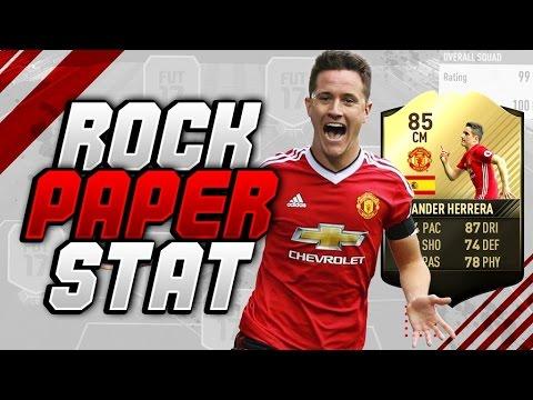 EPIC IF HERRERA ROCK PAPER STAT!! w/INSANE WALKOUT!!! (FIFA 17 DISCARD PACK GAME)