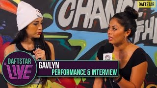 Gavlyn - Modest Confidence (Interview & Performance) - DAFTSTAR