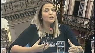 Mesa de Debates   16 DE FEVEREIRO DE 2017