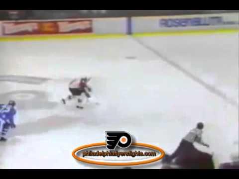 Dave Poulin   Flyers   Shorthanded goal vs Quebec in 1985