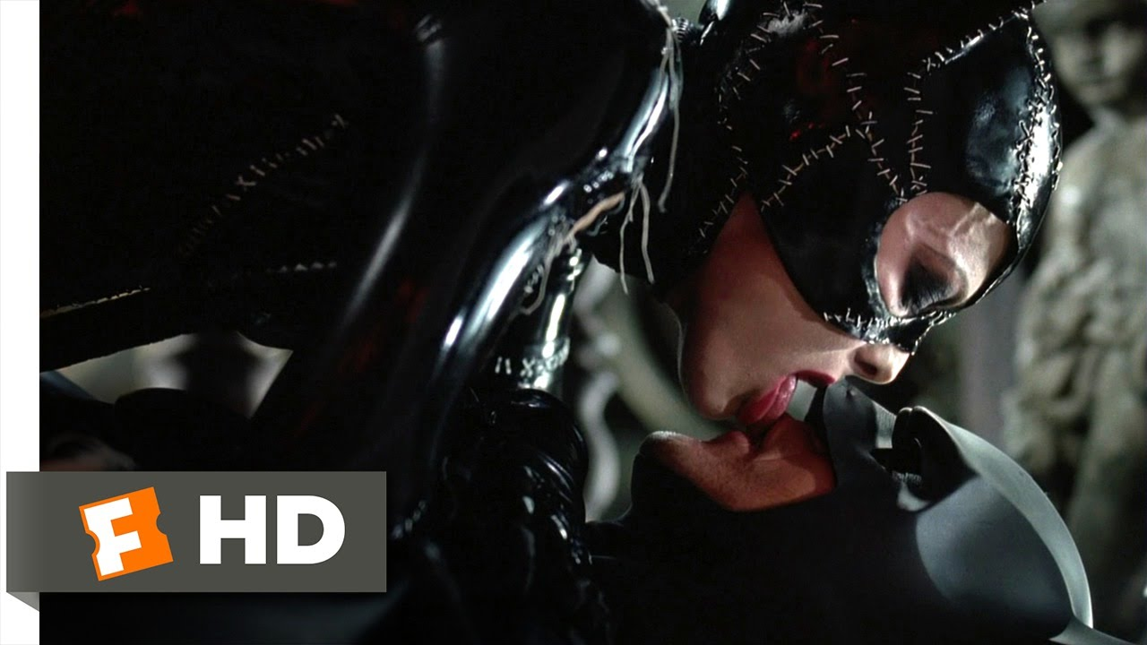 Batman Returns 1992 A Deadly Kiss Scene 610 Movieclips