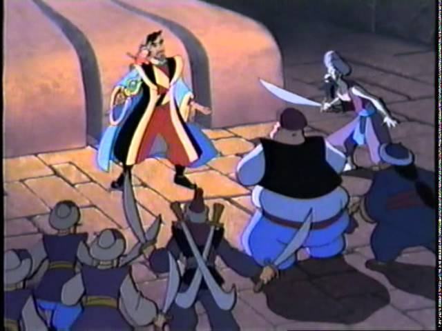 Aladdin and the King of Thieves (1996) Trailer 2 (VHS Capture)