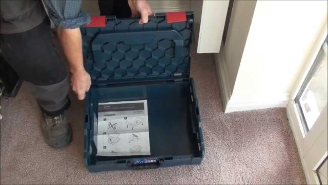 bosch sortimo l boxx 2 136 case 2608438692 2 608 438 692 youtube. Black Bedroom Furniture Sets. Home Design Ideas