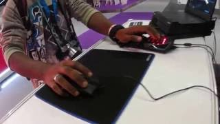 HORI TAC PRO - Présentation du clavier/Souris pour PS4 - Otakugame.fr