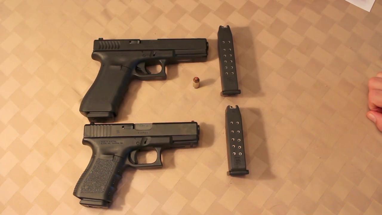 G22 Glock Gun