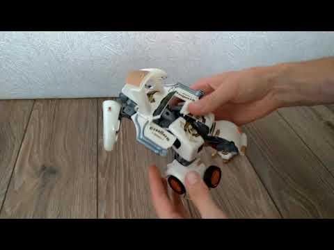 Bērnu rotaļlieta - Conversion transformable robot car